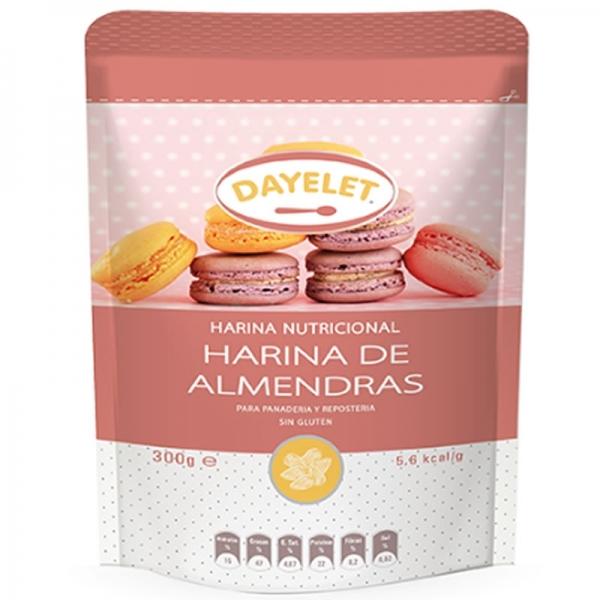 Harina de Almendras Dayelet