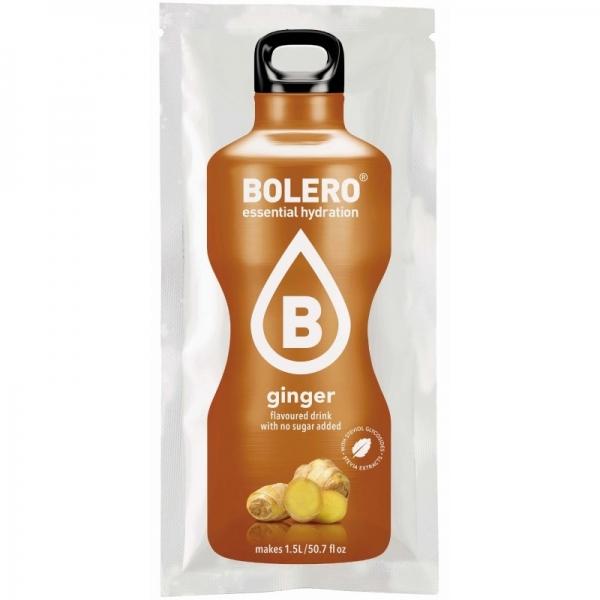 Bebida Bolero sabor Jengibre (con extracto natural de jengibre)