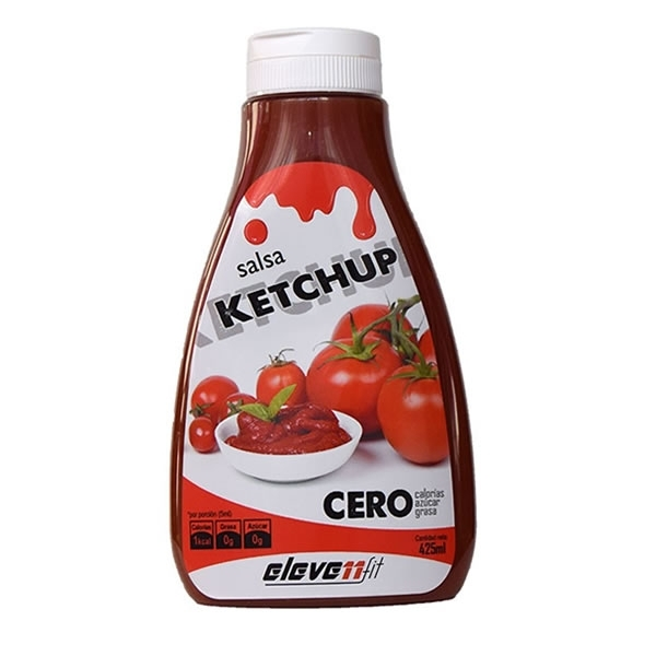 Salsa ketchup Eleve11Fit