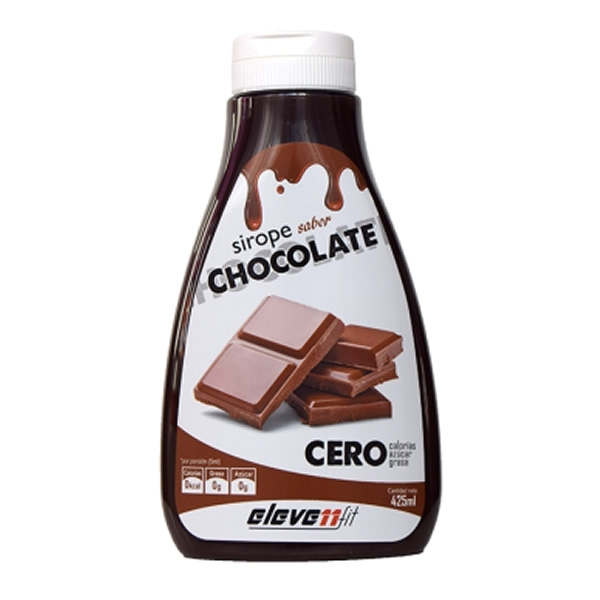 Sirope de Chocolate Eleve11fit