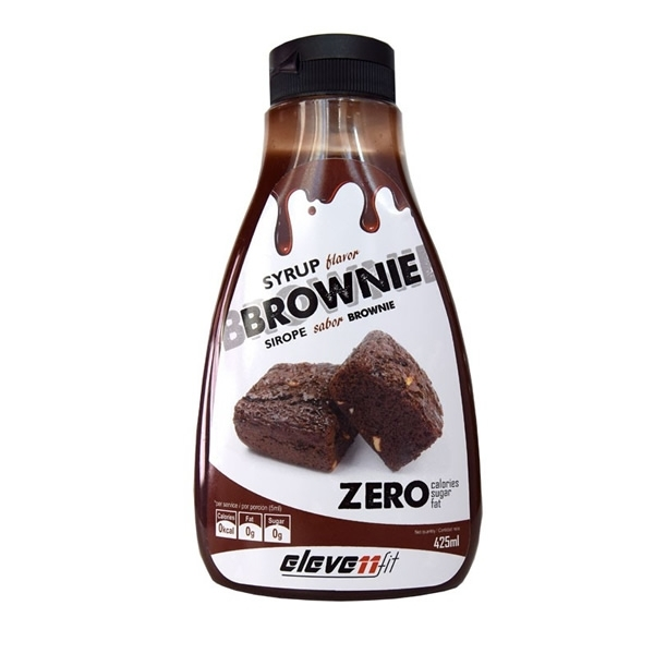 Sirope de Brownie Eleve11fit