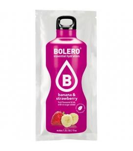 Bebida Bolero sabor Platano y Fresa