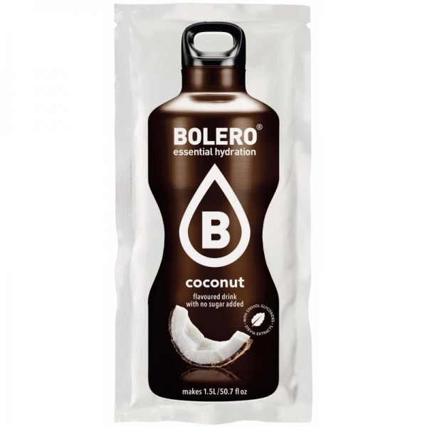 Bebida Bolero de coco
