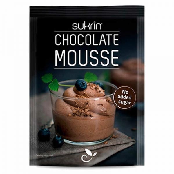 Preparado Mousse de Chocolate Sukrin