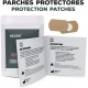 Parche protector Freestyle Libre® Carne (Pack 25)