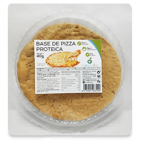Base de Pizza Proteico