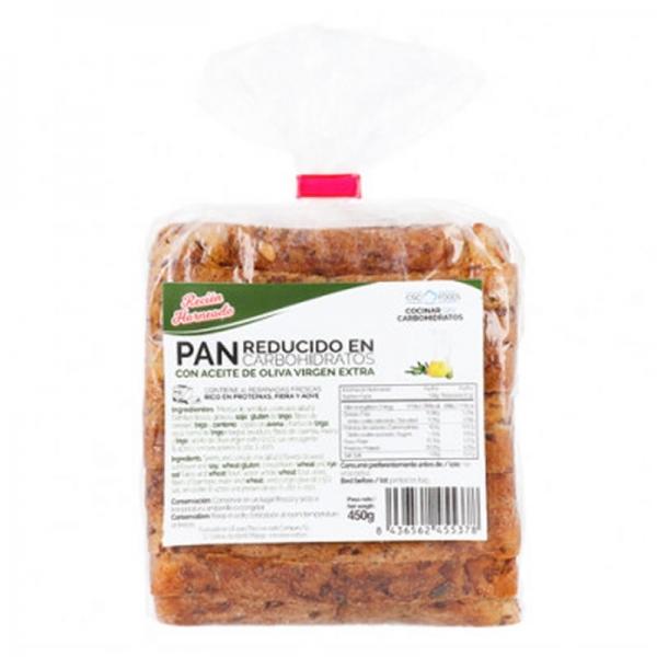 Pan con Aceite de Olvia Virgen Extra  CSC Foods