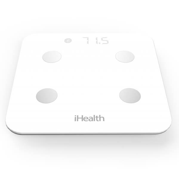 Bascula de análisis corporal Bluetooth iHealth