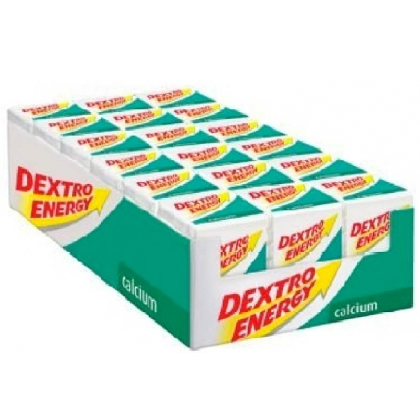 Pack Dextro Energy - 18 cubos Calcio