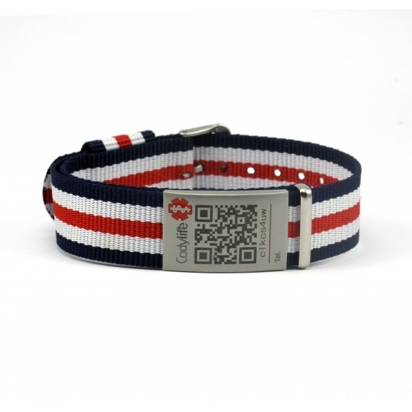 Pulsera Codylife Nato Diabetes