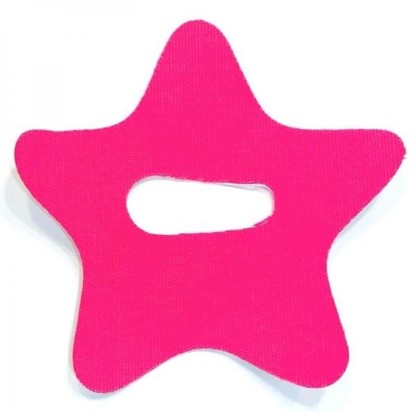 Parche Fantasía Estrella Rosa - Dexcom
