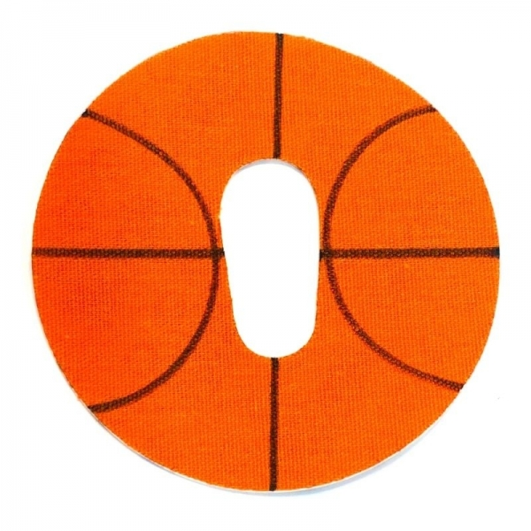Parche Fantasía Balón de Baloncesto - Dexcom