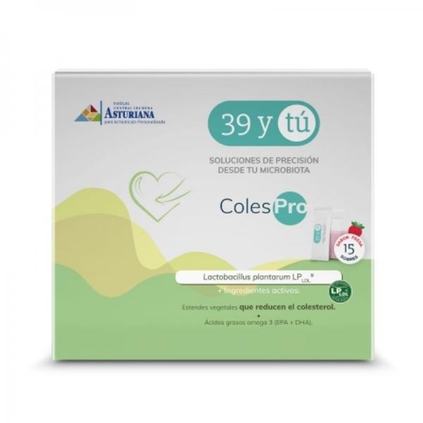 39ytu Coles Pro [tratamiento 15 días]