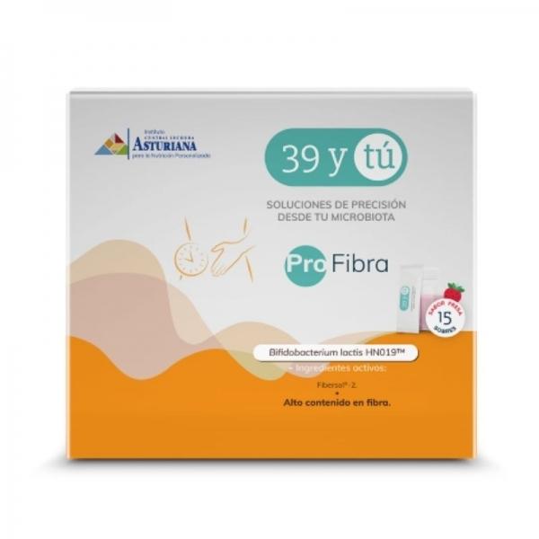 39ytu Pro Fibra [tratamiento 15 días]