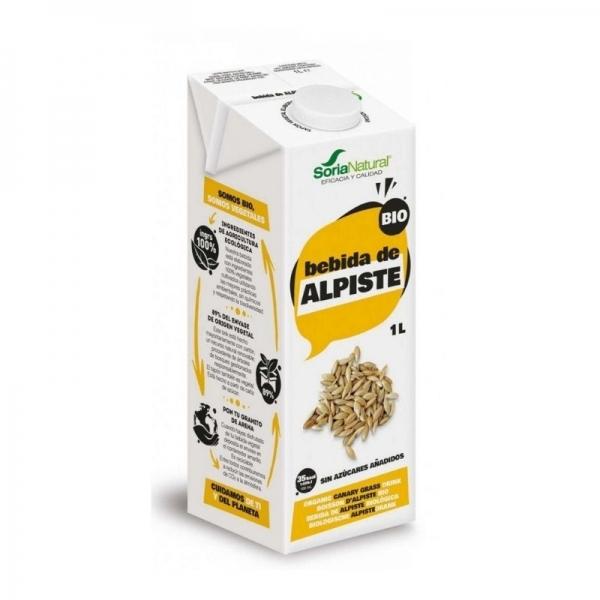 Bebida de Alpiste Bio - SoriaNatural  1L