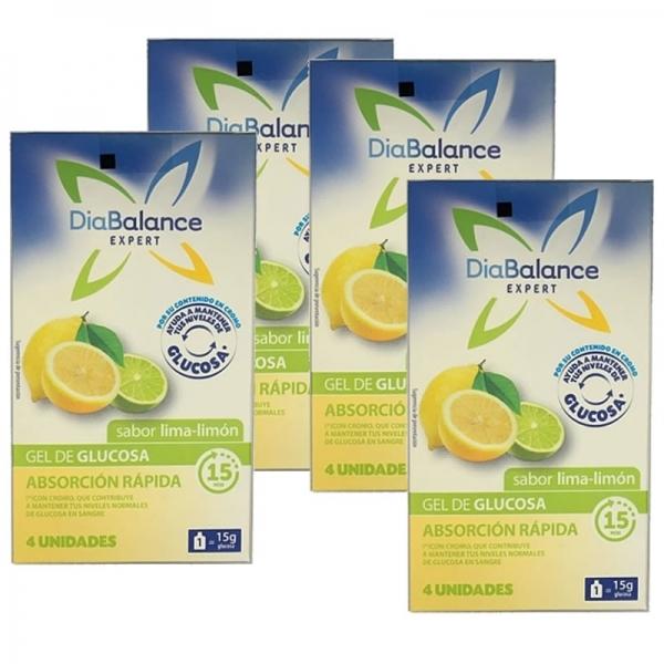 Pack Diabalance Limon (x4 cajas)