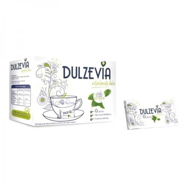 Stevia Dulzevia - Sobres