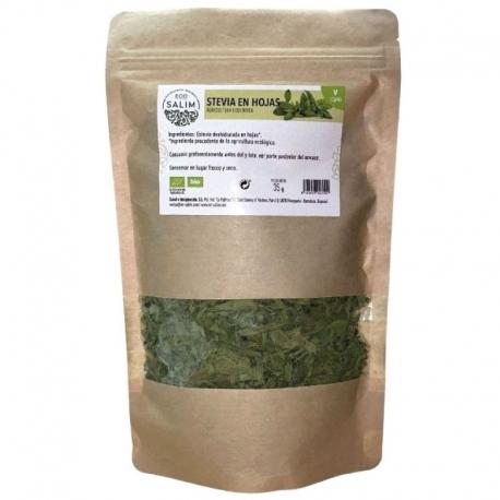 Stevia en Hojas - Eco Salim