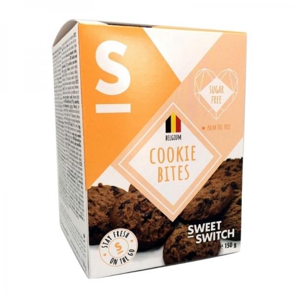 Galletas con Pepitas de Chocolate - Sweet Switch