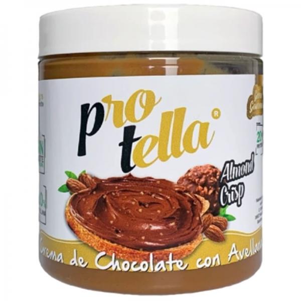 Crema de Chocolate con Almendras - Protella