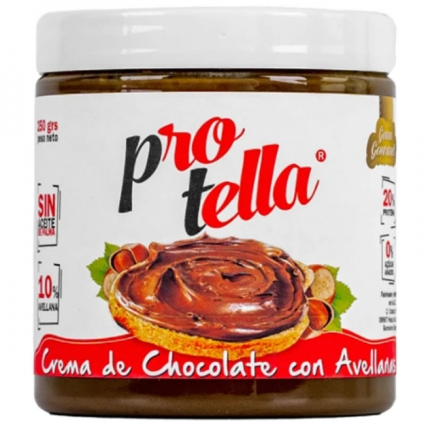 Crema de Chocolate con Avellana - Protella