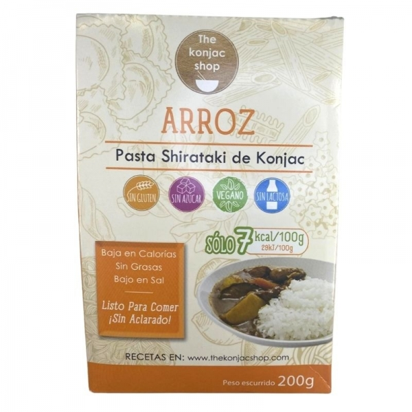 Arroz The Konjac Shop