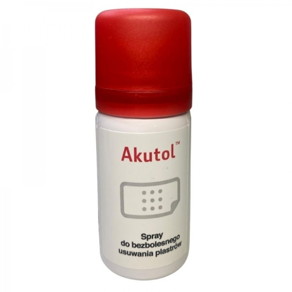Akutol Spray Removedor, 35ML
