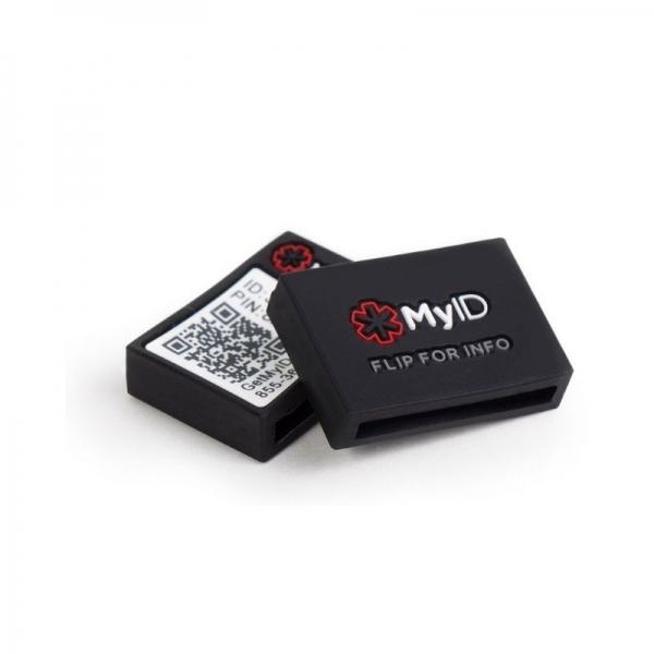 Identificador QR - MyID Sleeve