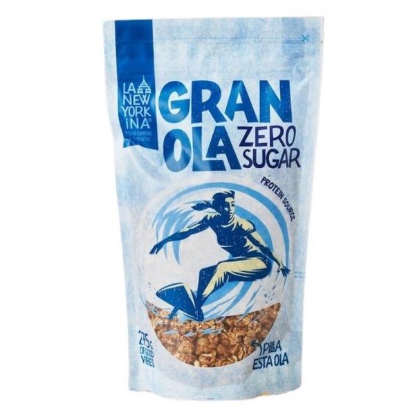 Granola Zero Azúcar - La Newyorkina 275gr
