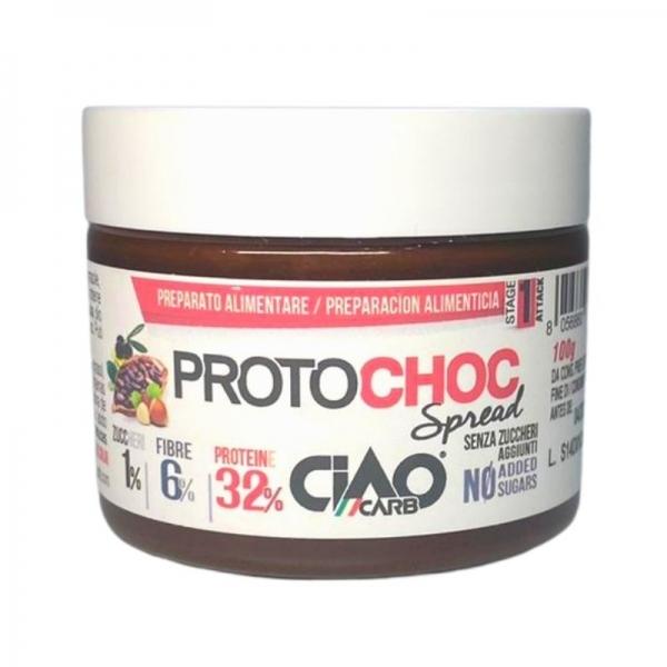 Crema de cacao - Protochoc