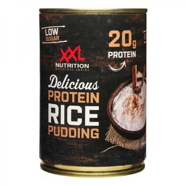 Pudín de arroz con proteínas - XXL Nutrition