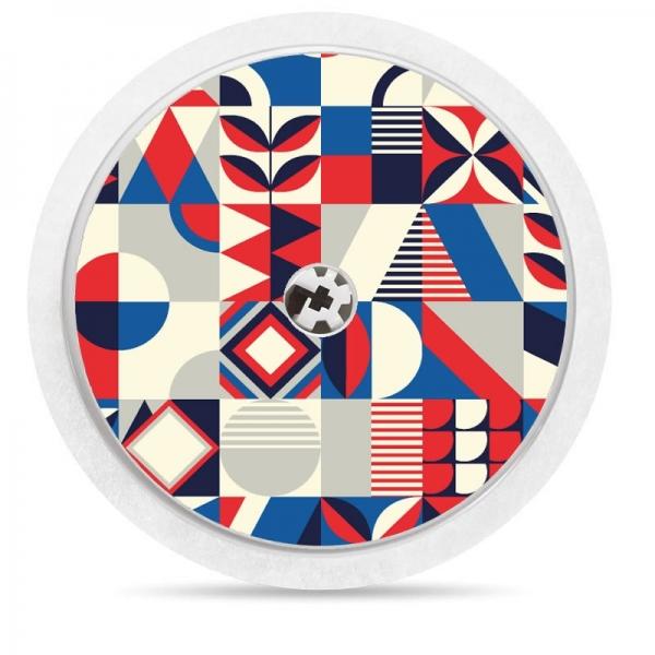 Adesivo para Freestyle Freestyle® - Geométrico [45]