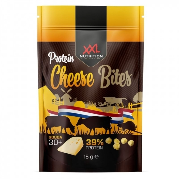 Bocaditos de queso gouda - XXL Nutrition
