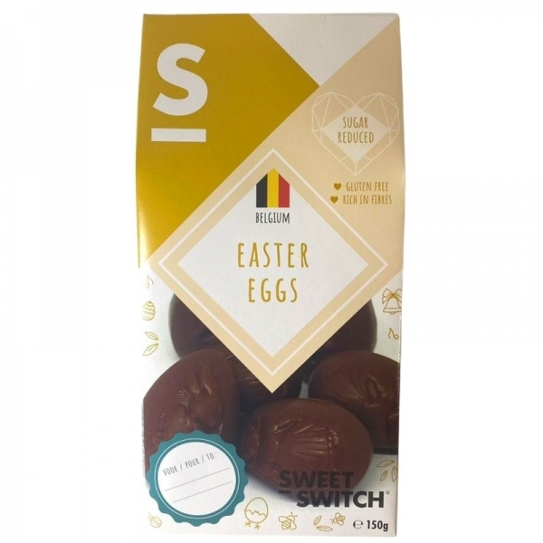 Huevos de Pascua de chocolate  - Sweet Switch
