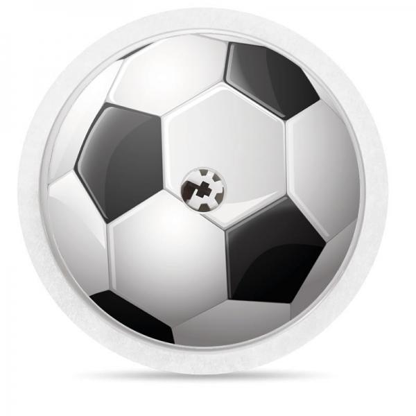 Pegatina Sticker para Freestyle Libre® - Balón Futbol [21]