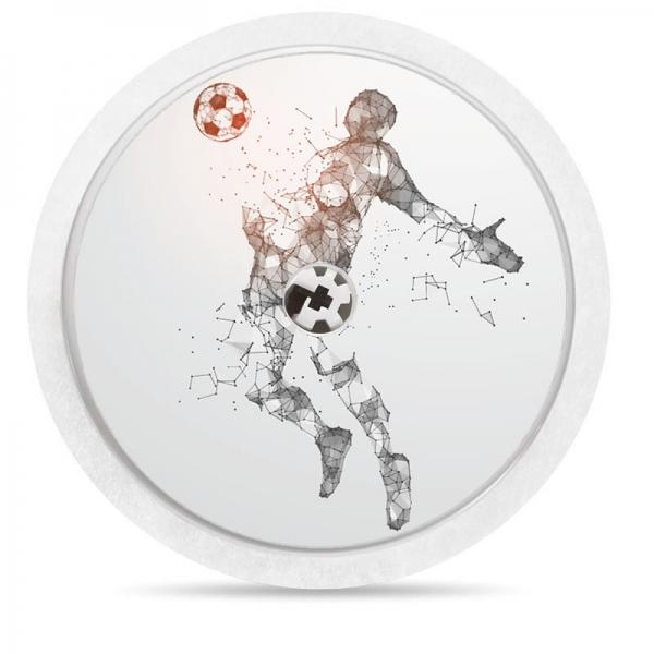 Adesivo para Freestyle Free® - Jogador de Futebol [22]