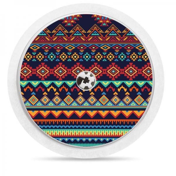 Pegatina Sticker para Freestyle Libre® - Tribal Colores [26]