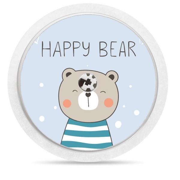 Adesivo para Freestyle Free® - Urso Feliz [37]