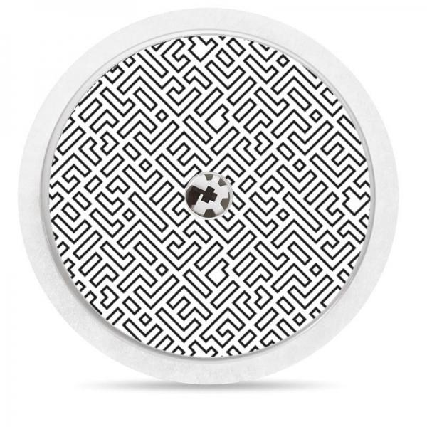 Adesivo adesivo para Freestyle Freestyle® - Labirinto padrão [42]