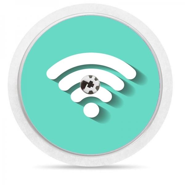 Pegatina Sticker para Freestyle Libre® - wifi [51]