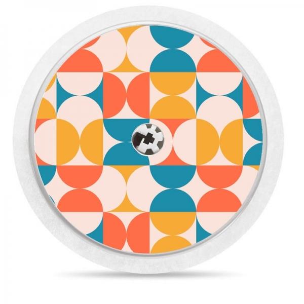 Adesivo para Freestyle Freestyle® - Pastel Geométrico [81]