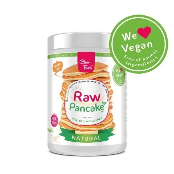 Raw Pancake - Preparado tortitas Sabor neutro (Vegano)