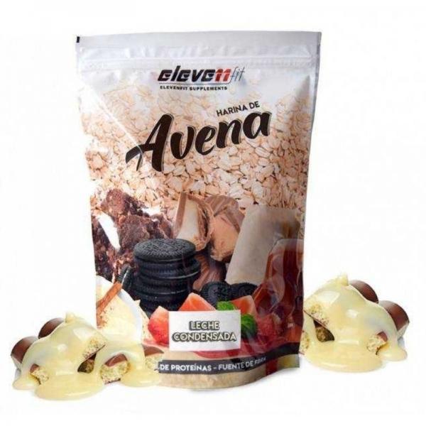 Harina de Avena sabor Leche condensada - Elevenfit 1kg