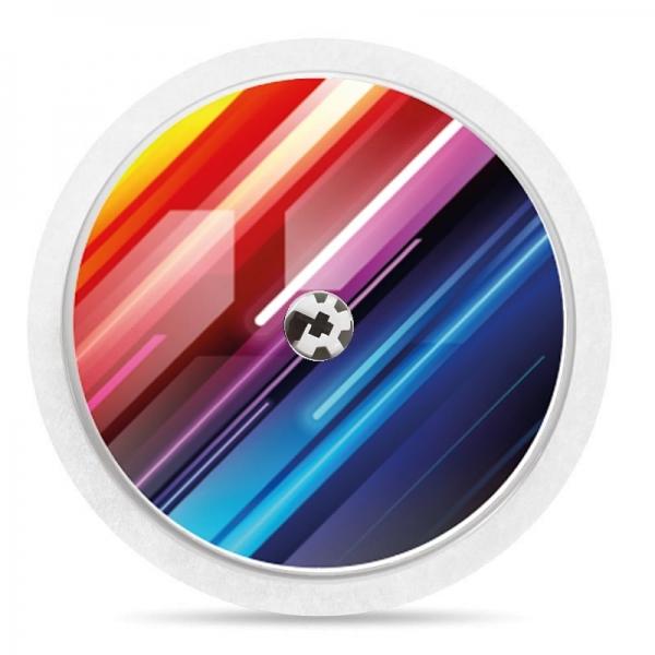 Adesivo para Freestyle Freestyle® - Listras Coloridas [02]