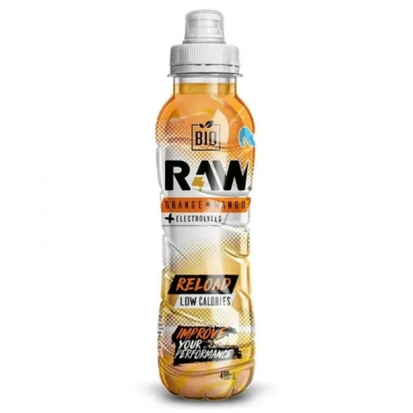 Raw BIO Naranja & Mango - 400ml