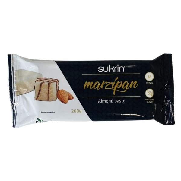 Mazapán sin Azúcar Sukrin Marispan