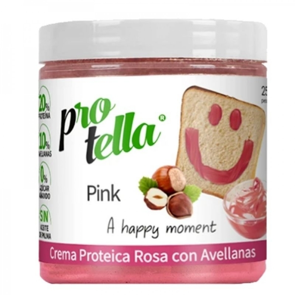 Crema de Chocolate con Avellana  PINK - Protella