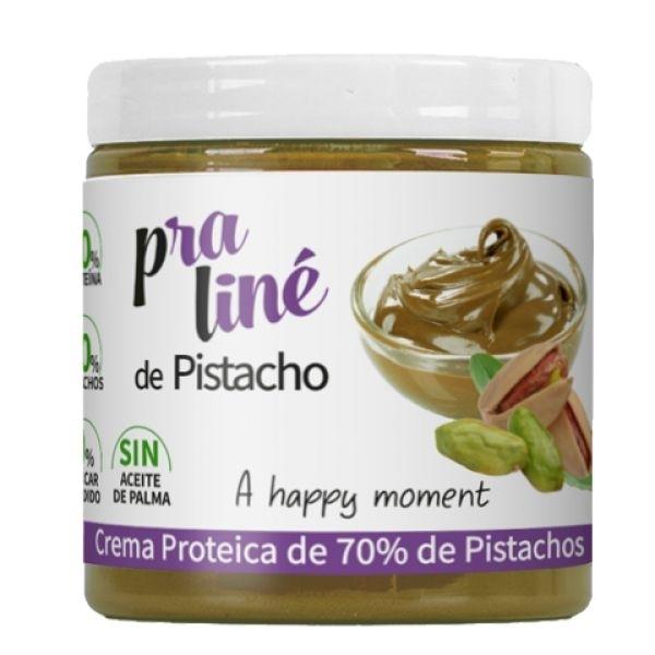 Crema de Praline con 70% Pistachos - Protella