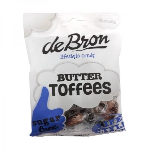 Caramelos de Toffee - De Bron