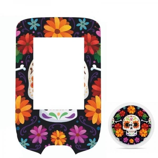 Pegatina Sticker para Glucómetro Freestyle Libre® - Katrina [318]